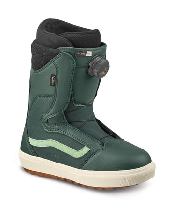 2022 Vans Encore Og Snowboard Boot in Jungle Green and Raven