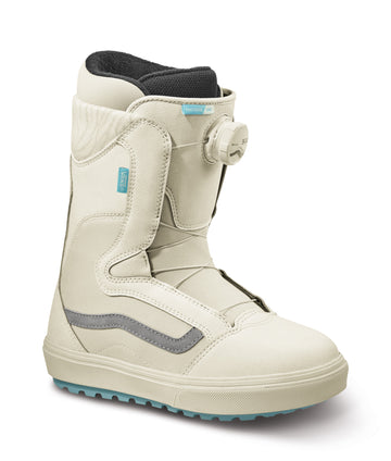 2022 Vans Encore Og Snowboard Boot in Marshmallow and Aquatic