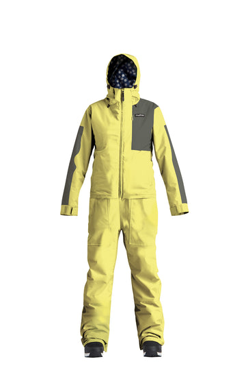 2022 Airblaster Womens Insulated Freedom Snow Suit in Daiquiri