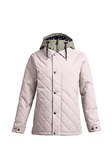 2022 Airblaster Womens Work Snow Jacket in Blush
