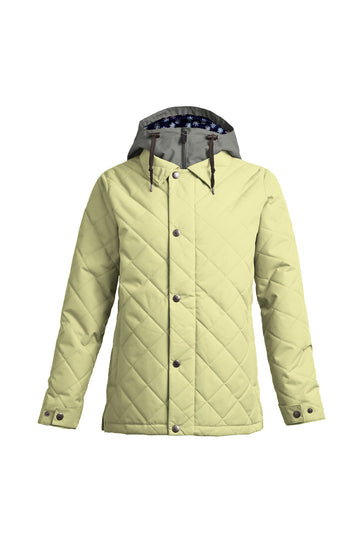 2022 Airblaster Womens Work Snow Jacket in Daiquiri