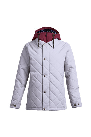 2022 Airblaster Womens Work Snow Jacket in Lavender