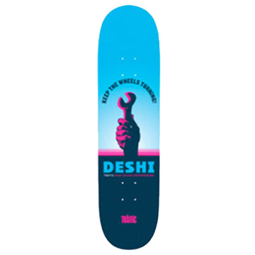 Traffic Working Class Deshi Skate Deck in 8.38