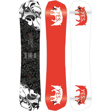 2022 Yes Greats Uninc Snowboard