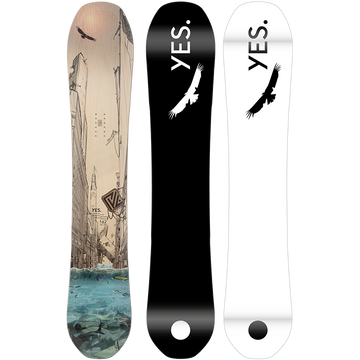 2022 Yes Pyl (Pick Your Line) Snowboard