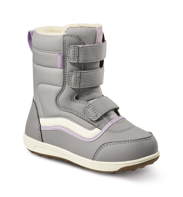 2022 Vans Snow-Cruiser V Snow Boot in Gray and Orchid