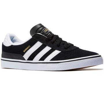 Adidas Busenitz Vulc Skate Shoe in Black and White