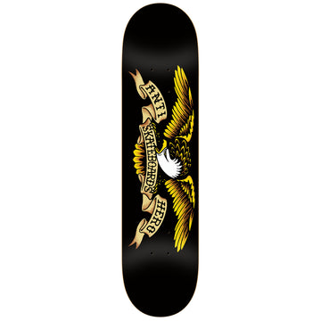 Antihero Classic Eagle Skate Deck in 8.12