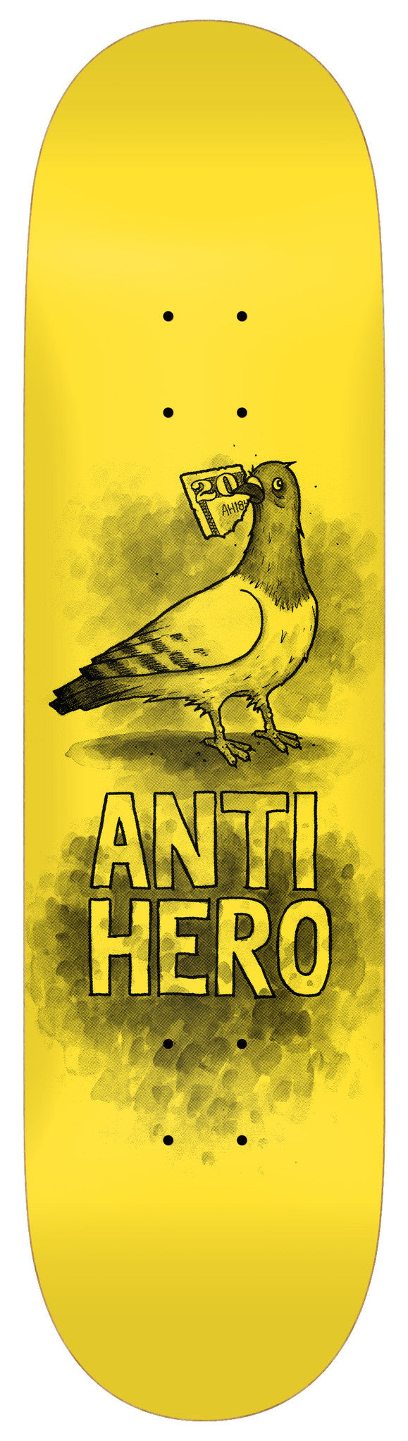 Anti Hero Budgie Price Point Deck in 8.25