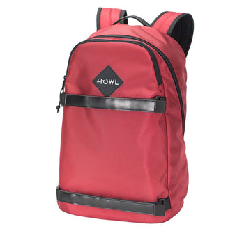 Howl Supply Session Backpack Red