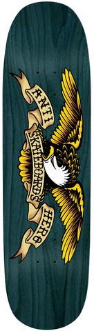 Antihero Eagle Blue Meanie Skateboard Deck in 8.75''