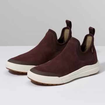 Vans Ultrarange 3D Chelsea Mid MTE  Boot in Suede/Dark Brown