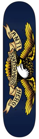 Antihero Classic Eagle Skateboard Deck in 8.5''
