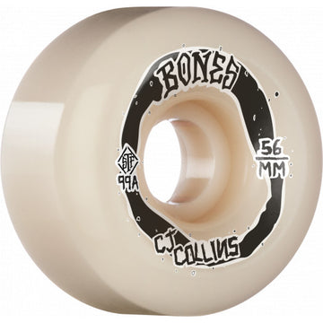 Bones Collins Swirkle 54mm  Widecut V6 99a