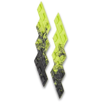 2021 Dakine Dk Gromps in Black and Citron Green