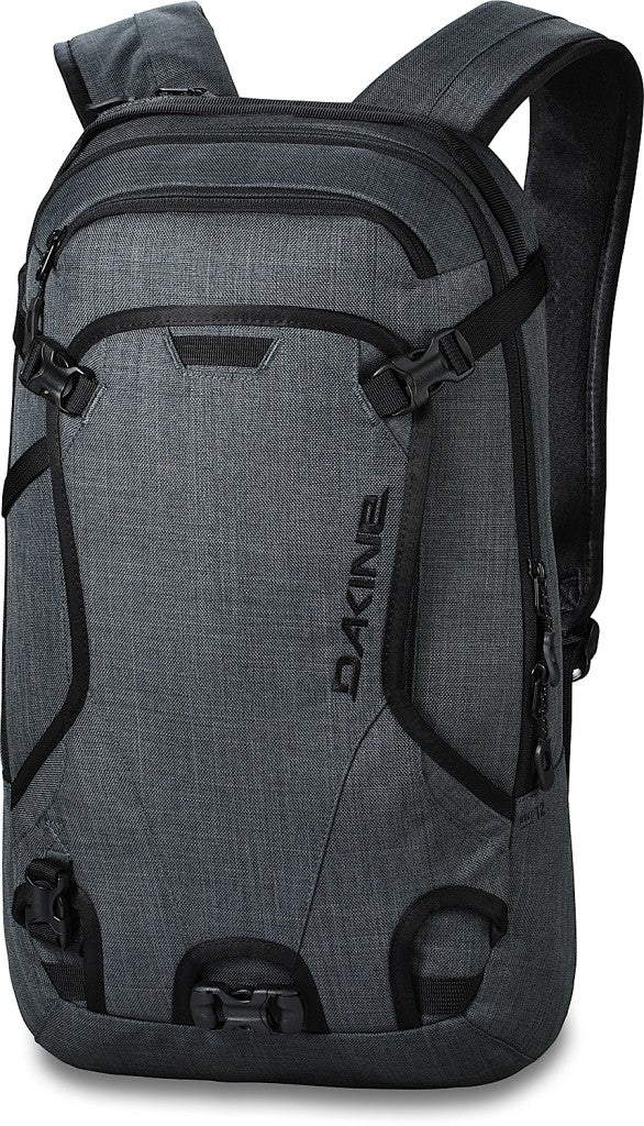 2020 Dakine Heli Pack 12L Backpack in Greyscale
