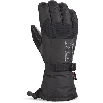 2021 Dakine Leather Scout Glove in Black