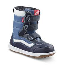 2022 Vans Snow-Cruiser V Snow Boot in Navy and White