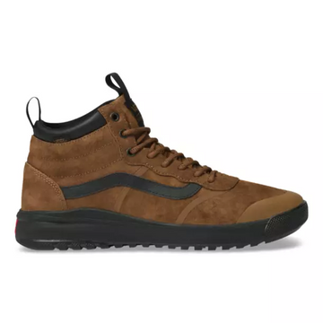 Vans Ultrarange Hi DL MTE Boot in Dachshund and Black