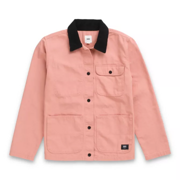 Vans Womens Drill Chore Jacket in Rose Dawn