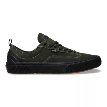 Vans Destruct SF Shoe in Forest Night and Black