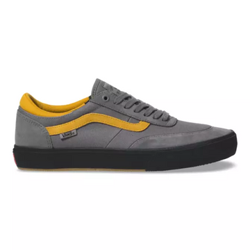 Vans Gilbert Crockett 2 Pro Skate Shoe in Quiet Shade and Arrowwood