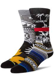 Stance Two by Five Sock in Multi Colors