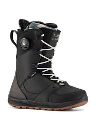 2021 Ride Context Womens Snowboard Boot in Black