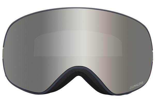 2020 Dragon X2S Snow Goggles in Galaxy Rock and LL Silver Ion and Flash Blue