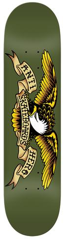Antihero Classic Eagle Skateboard Deck in 8.38