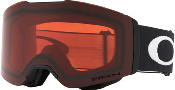 2021 Oakley Fall Line XM Snow Goggle in Matte Black with a Prizm Rose Bonus Lens
