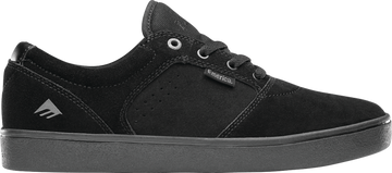 Emerica Figgy Dose in Black Black and Gum