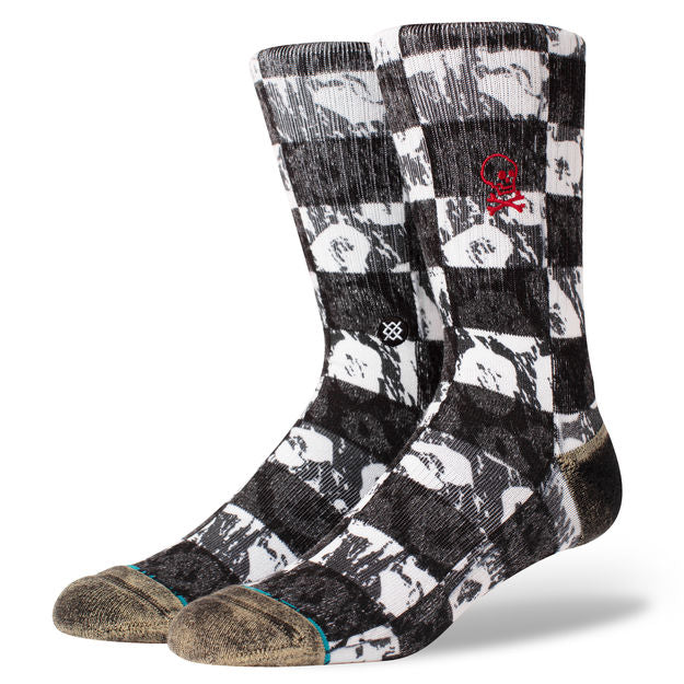 Stance Filthy Animal Sock in Black