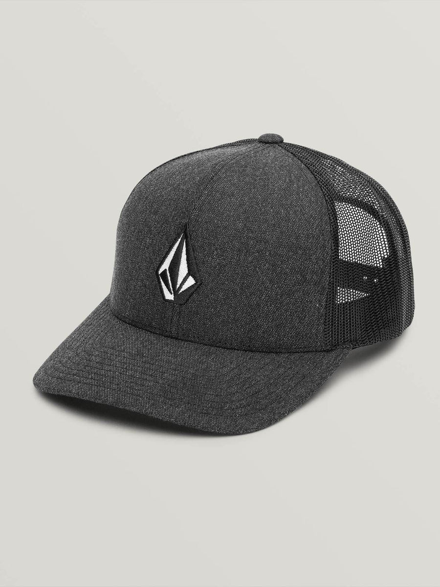 Volcom Full Stone Cheese Hat in Charcoal Heather