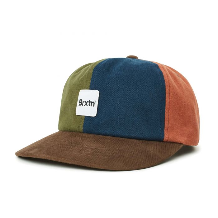 Brixton Gate II LP Cap in Multi