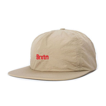Brixton Gate LP Cap in Safari