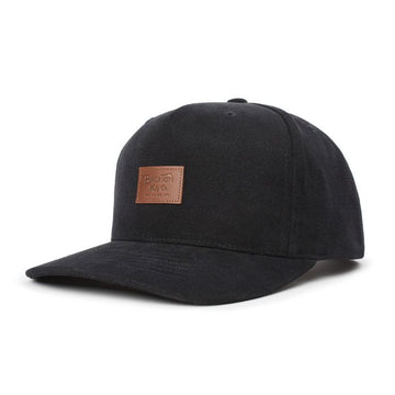 Brixton Grade III MP Snapback in Black