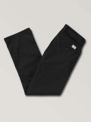 Volcom Gritter Plus Pant in Black