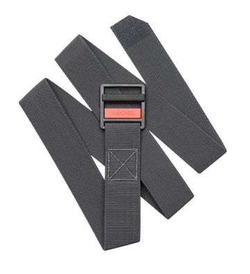 Arcade Guide Belt in Charcoal and Aztec