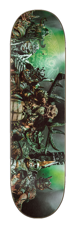 Creature Gwar Team Skatedeck in 8.25