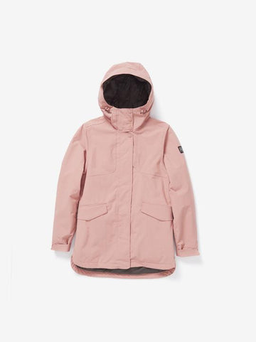 2020 Holden Womens Harper Jacket in Dusty Rose