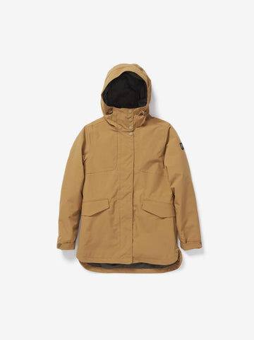 2020 Holden Womens Harper Jacket in Hazel