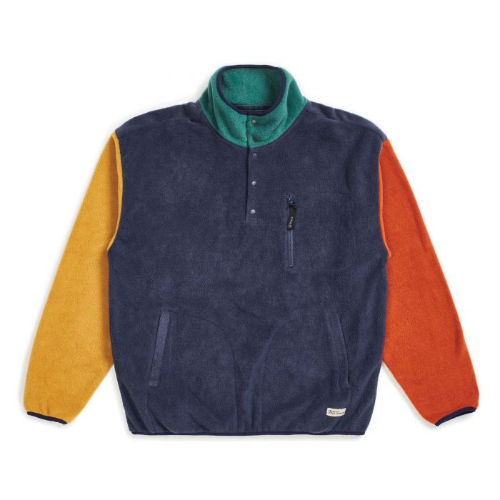 Brixton Higgins Pullover in Multi