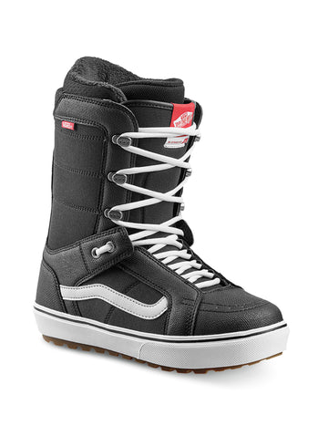 2020 Vans Hi Standard OG Mens Snowboard Boots in Black and White