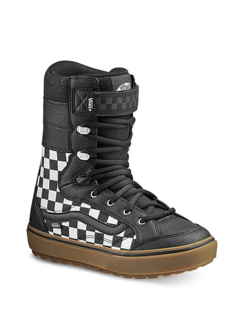 2020 Vans Hi Standard Linerless DX Mens Snowboard Boots in Black and Checkerboard