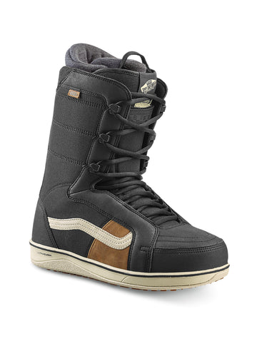 2020 Vans Hi Standard Pro Mens Snowboard Boots in Black and Off White