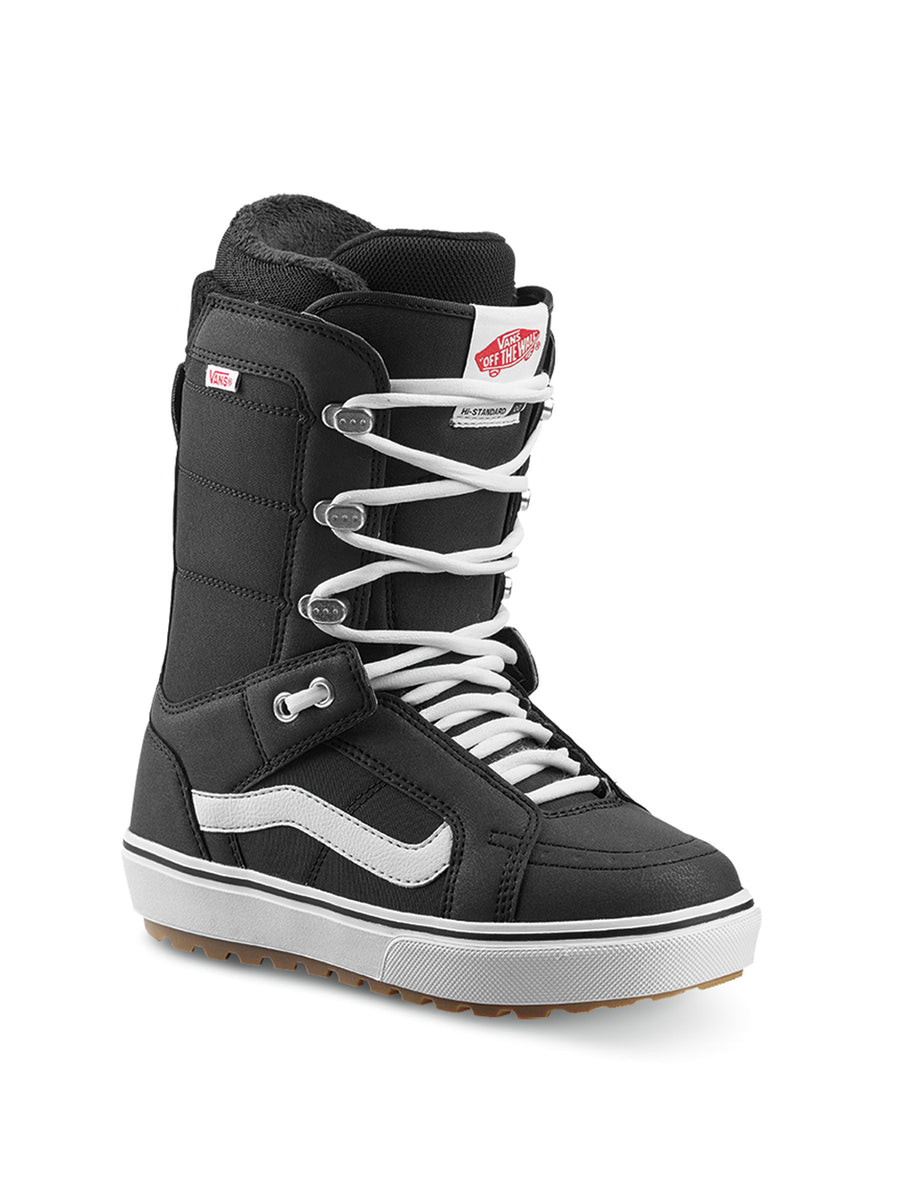 2020 Vans Hi Standard OG Womens Snowboard Boots in Black and White