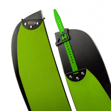 2021 Voile Hyper Glide Splitboard Skins with Tail Clips