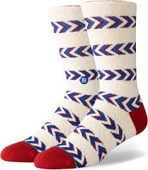Stance Friendship Stripe Sock in Multi Colors