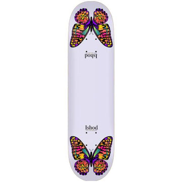 Real Ishod Monarch Twin Tail Slick Skateboard in 8.3